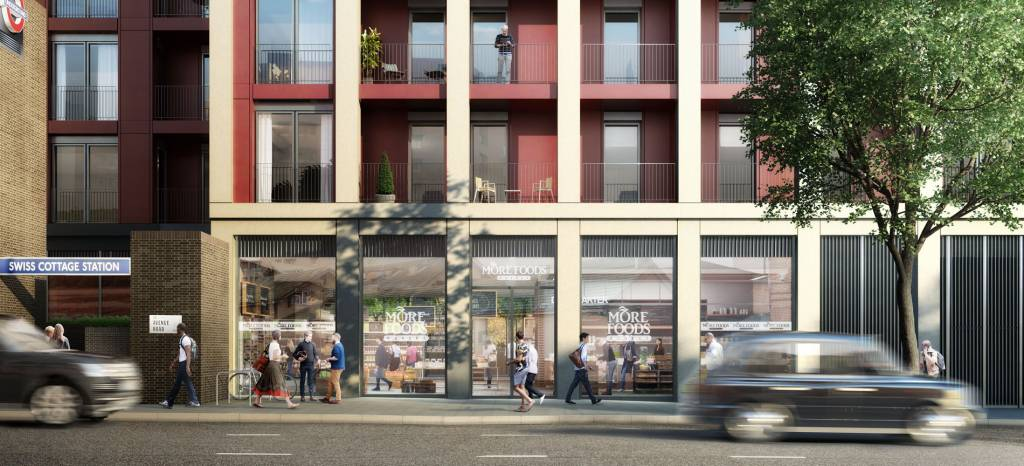 Build to rent housing-  featuring GRID architects