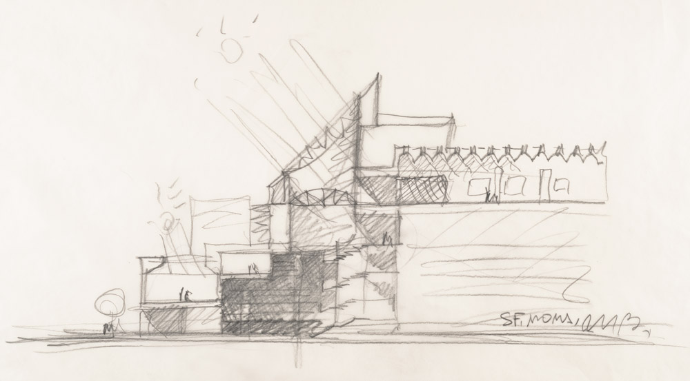 Blending art with architecture: the power of sketching