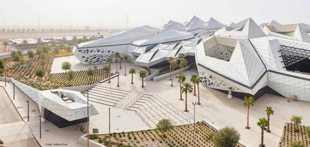 Desert cities- how we make opportunities of the Middle East climate in architecture.